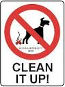 Say no to dog fouling in Clare
