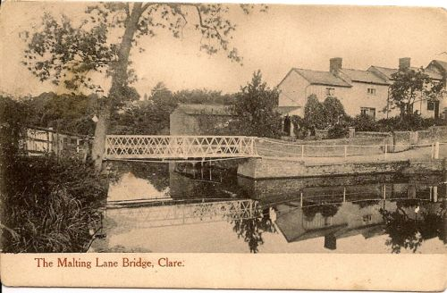 The Malting Lane Bridge