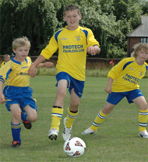 Clare Lions Footballers