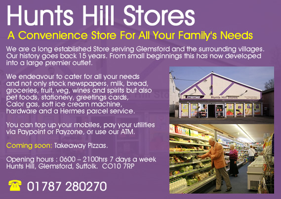 Hunts Hill Store - Convenience Store